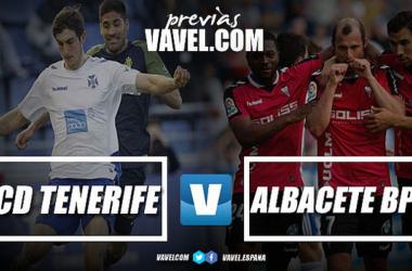 Previa CD Tenerife - Albacete Balompié: el Alba se juega la temporada en noventa minutos