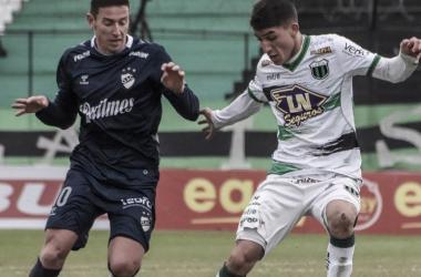 Último enfrentamiento- Jornada 14 (28/06/2021)- Nueva Chicago 1- Quilmes 1