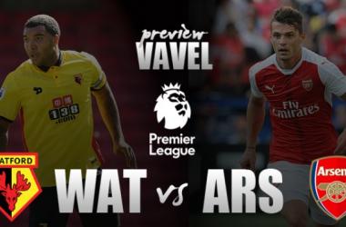 Watford e Arsenal se enfrentam em busca de primeira vitória na Premier League