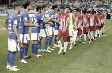 Próximo rival del Oviedo: UD Almería, de soñar con el ascenso a luchar por la permanencia