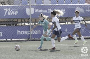 El Real Madrid consiguió el primer punto de la temporada en Tenerife | Fuente: LaLiga.es