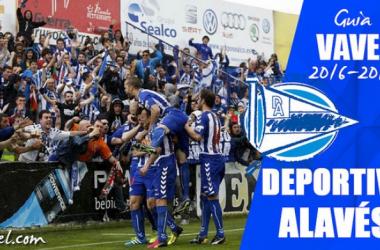 Deportivo Alavés 16/17: rearmados para luchar en Primera