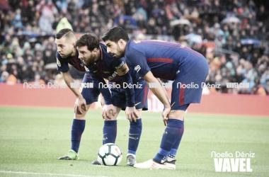 El conjunto de Valverde dio un golpe a la liga.   Fotografía: Noelia Déniz (VAVEL.com)