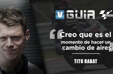 Guía VAVEL MotoGP 2018: Tito Rabat, un cambio de aires | Fotomontaje: Rocío Hellín - VAVEL