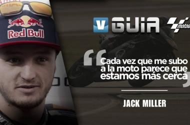 Guía VAVEL MotoGP 2018: Jack Miller, progresando adecuadamente   Fotomontaje: Laura Salas - VAVEL