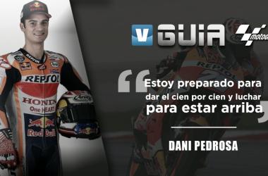 Guía VAVEL MotoGP 2018: Dani Pedrosa, listo para la batalla   Fotomontaje: Rocío Hellín - VAVEL