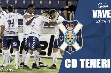 CD Tenerife 2016/2017: mirar más allá