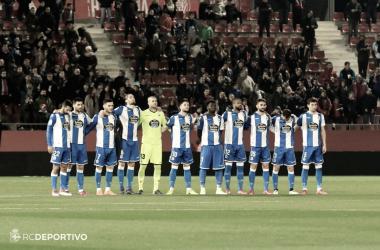 Girona - Deportivo de La Coruña: puntuaciones del Depor, jornada 28 de La Liga