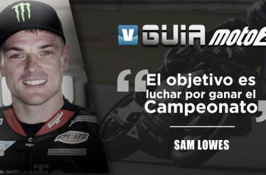 Guía VAVEL Moto2 2018: Sam Lowes, el retorno a la categoría   FOTOMONTAJE: Rocío Hellín