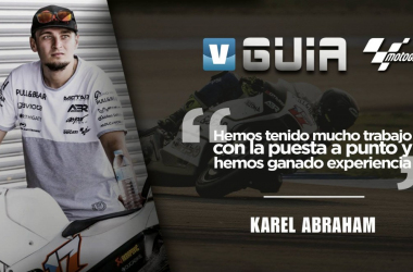 Guía VAVEL MotoGP 2018: Karel Abraham, ¿llegarán los resultados?.   FOTOMONTAJE: Laura Salas