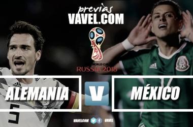 Russia 2018 - Germania al debutto: il Messico mette alla prova i campioni del mondo | Twitter Die Mannschaft