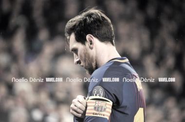"""Leo Messi: """"No somos candidatos para el Mundial, pero estamos muy bien"""""""