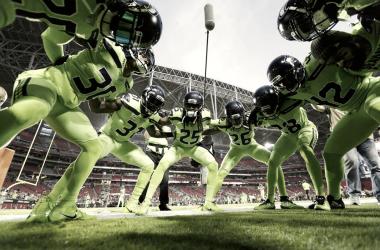 Legion of Boom frente Arizona | Foto NFL
