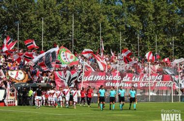 partido contra el Mallorca | Foto: Vavel.