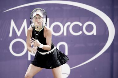 Bencic vence Kerber de virada e se garante na final do WTA de Mallorca