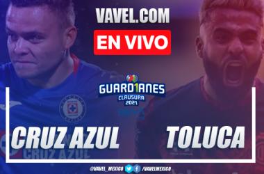 Goles y Resumen del Cruz Azul 3-2 Toluca, Jornada 7 Liga MX 2021