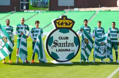 Seis elementos reforzarán al equipo que en mayo se coronó por sexta ocasión. (Foto: Santos Laguna)