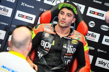 Iannone queda suspendido provisionalmente y se perderá los tests de Sepang