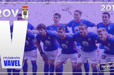 (sube contenidos) Resumen de la temporada 2017/2018: Real Oviedo, un paso más cerca del ascenso