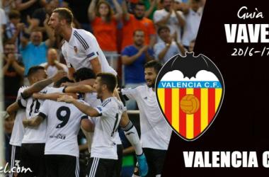 Valencia CF 2016/2017. | Fotomontaje VAVEL.com