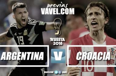 Argentina - Croazia, notte di verdetti