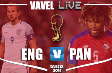 Resultado Inglaterra x Panamá na Copa do Mundo 2018(6-1)