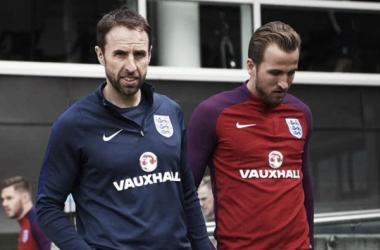 Gareth Southgate asegura que Harry Kane está a nivel de los mejores del mundo