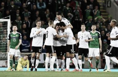 Alemania bate otro récord y ya piensa en Rusia