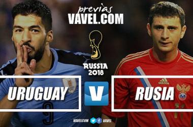 Já classificados, Uruguai e Rússia duelam em busca da liderança do Grupo A