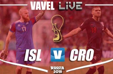 Resultado Islândia x Croácia na Copa do Mundo 2018 (1-2)