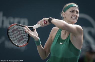 """Petra Kvitova: """"Prefiero que los Grand Slams se suspendan antes que jugar sin público"""""""