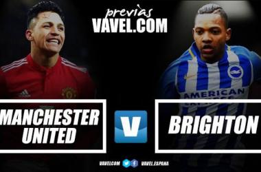 Previa Manchester United - Brighton: sin tiempo para lamentos