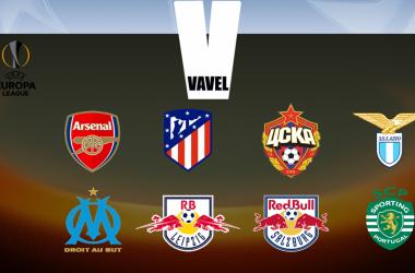 Resumen sorteo Europa League 2018: cruces cuartos de final