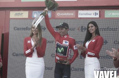 Nairo Quintana, cada vez más cerca de conquistar a España