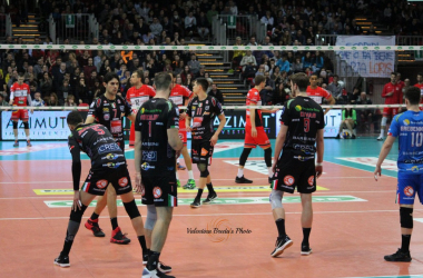 Volley - Il punto sui playoff scudetto della Superlega maschile e della Samsung Galaxy Cup femminile - Ph.Valentina Breda