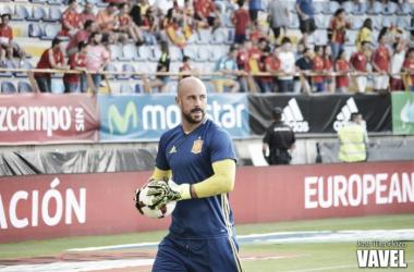 Anuario VAVEL Selección Española 2017: Pepe Reina, todavía importante