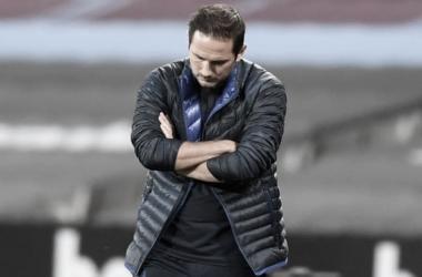 Frank Lampard lamenta derrota do Chelsea e vê caminho árduo para obter vaga na Champions League