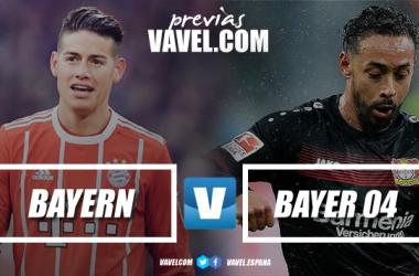 Previa Bayern Múnich – Leverkusen: el campeón ante una visita al que le urge sumar puntos
