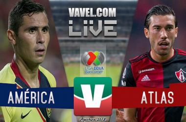 Atlas vs América EN VIVO On Line (0-0)