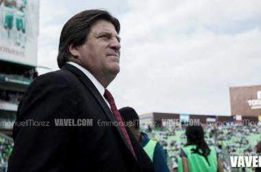 Miguel Herrera siempre ha llevado al equipo a semifinales (Foto: VAVEL)