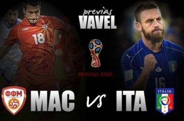 A Skopje per 3 punti: l'Italia alle prese con la Macedonia, con tanta voglia di compattare il gruppo
