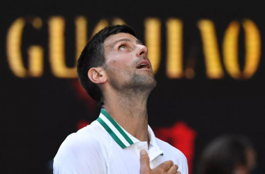 2021 Australian Open: Novak Djokovic fights off challenge of Frances Tiafoe