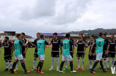 Jugadores del Lealtad en un partido. | Imagen: Alberto Brevers-VAVEL.