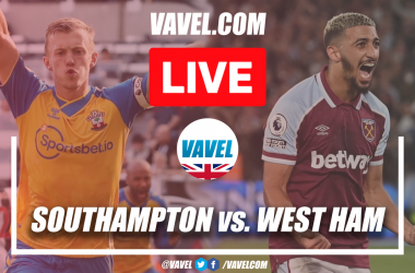 As it happened: Southampton FC 0-0 West Ham United