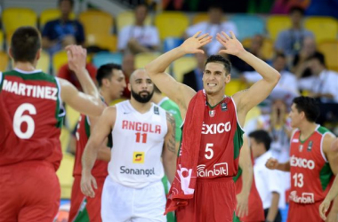 FIBA World Cup: Mexico Downs Angola Despite A Bad First Half