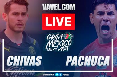Goal and highlights: Chivas 1-0 Pachuca in Liga MX 2021