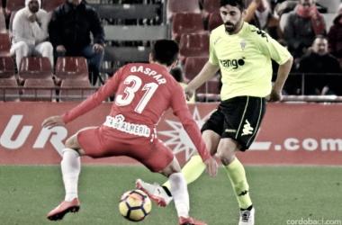 Jugada de gol / Foto: CórdobaCF