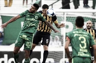 Sarmiento vs Central por el campeonato 2016/2017