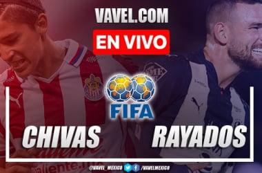 Resumen y gol: Chivas 0-1 Rayados Monterrey en pretemporada rumbo al Apertura 2021 de la Liga MX