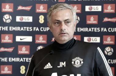 """Mourinho: """"No voy a cambiar mi análisis de la temporada debido al resultado de un partido"""""""